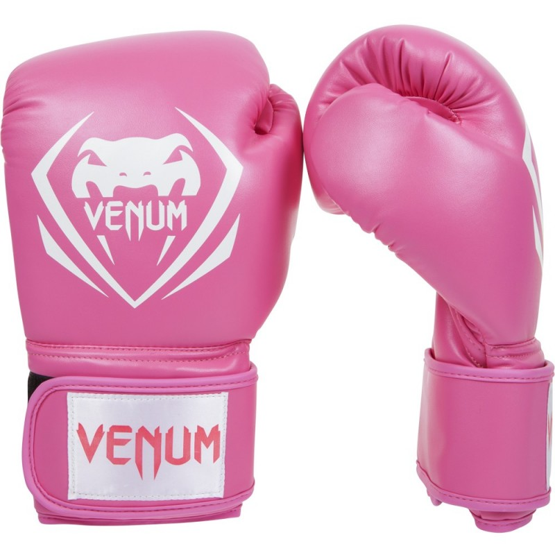 gants de boxe venum contender rose. Black Bedroom Furniture Sets. Home Design Ideas