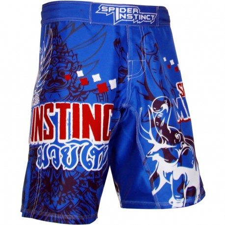 Short MMA Spider Instinct Muay Thai