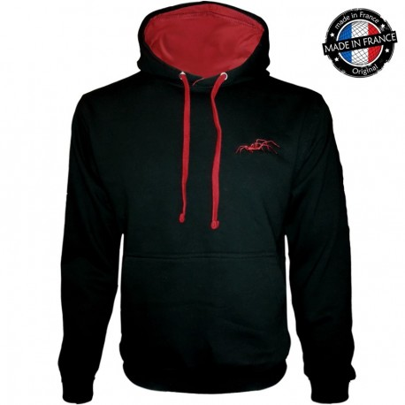Sweat Capuche MMA Series Spider Instinct