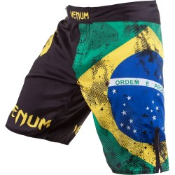 Short Venum Brazilian Flag - Noir