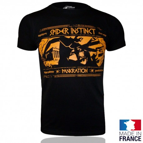 T-Shirt Spider Instinct - Pankration