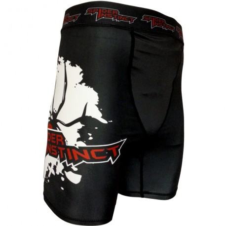 Short de MMA Spider Instinct - Compressor